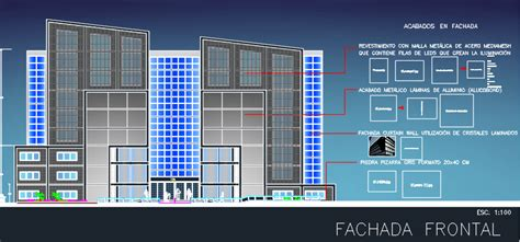stars hotel  dwg design elevation  autocad