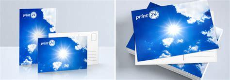 Hochwertige Postkarten Drucken Lassen by Postkarten Drucken Lassen Gru 223 Karten Selbst Gestalten