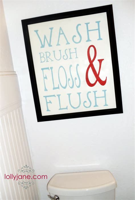 signs for bathrooms cute bathroom signs myideasbedroom com