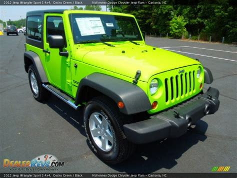 Lime Green Jeep Wrangler 2012 For Sale 2012 Gecko Green Jeep For Sale Autos Post