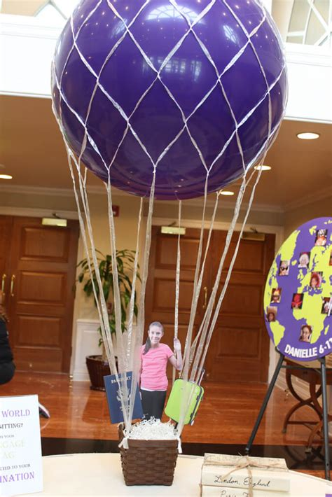 themed centerpieces balloon artistry