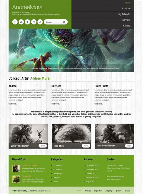 7 Best Barcelona Wp Theme Showcase Exles Images On Pinterest Barcelona Barcelona City Universal Website Template