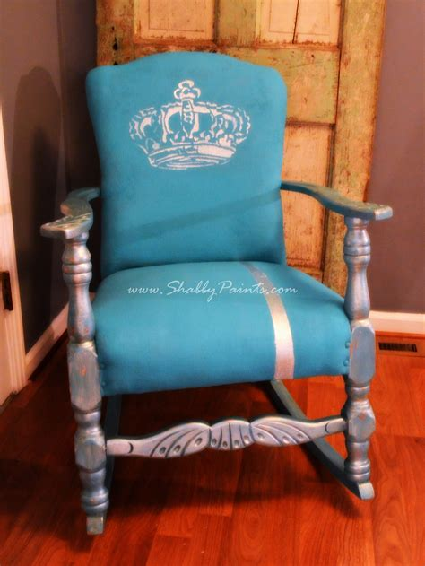 chalk paint in fabric chalk painted fabric chair makeover shabby paints