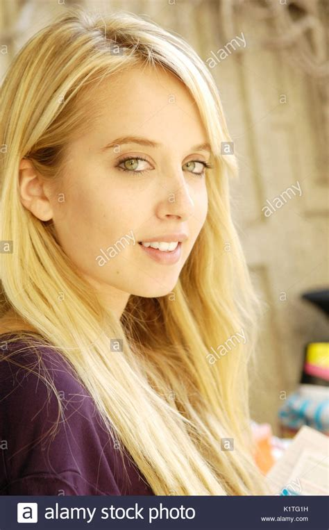 megan park secret life the secret life of the american teenager stock photos