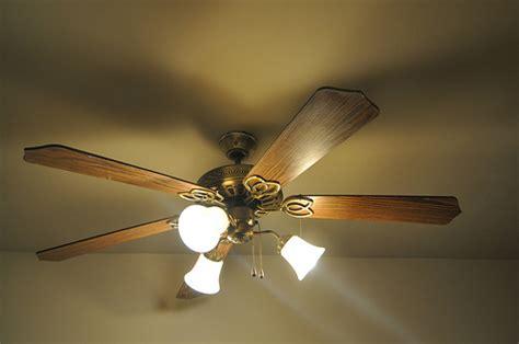 Foyer Ceiling Fan photo