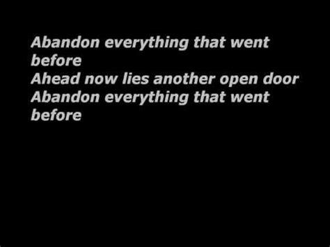 Sleeper Lyrics by America Sleeper Lyrics