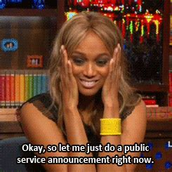 Antm Meme - americas next top model tyra gif find share on giphy
