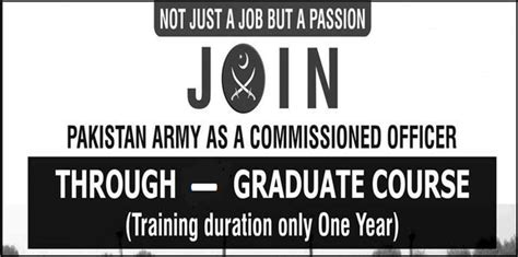 Join Militaty After Mba by How To Join Pakistan Army After Ba Bsc Graduate Course