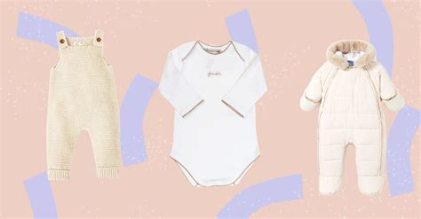 gender neutral clothes gender neutral baby clothes we right now mydomaine