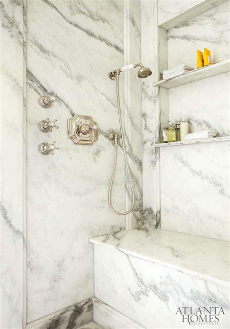 marble for bathroom marble shower bench traditional bathroom atlanta