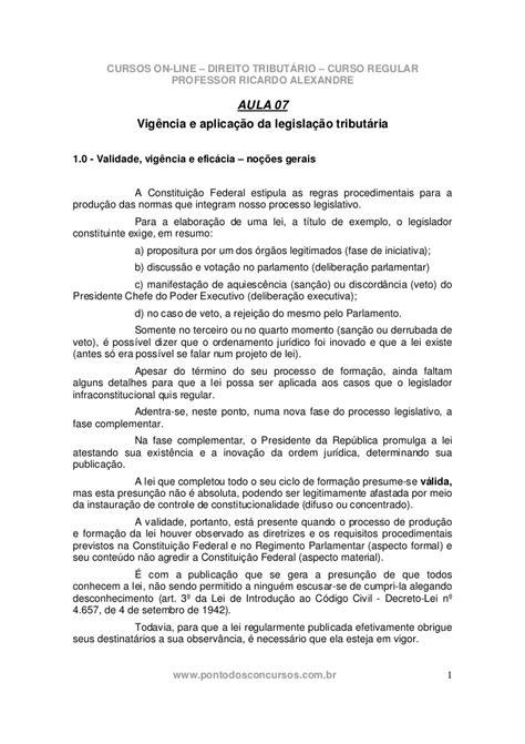 Direito tributario regular 7