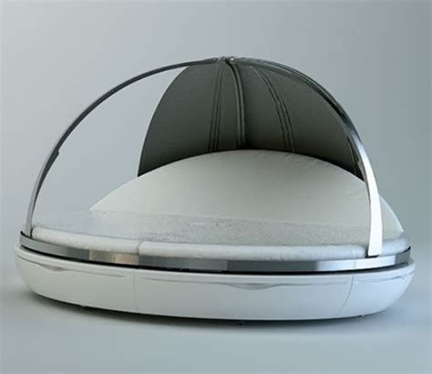 Futuristic Beds | futuristic day bed for maximum relaxation digsdigs
