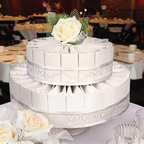 Wedding Cake Kit by Wedding Cake Favor Box Kit
