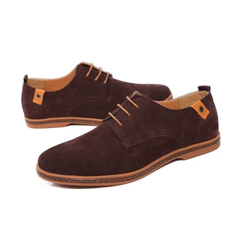 autumn high quality casual shoes oxfords