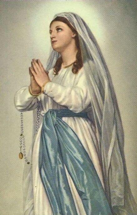 madonna di lourdes madonna lady of lourdes and italian on pinterest