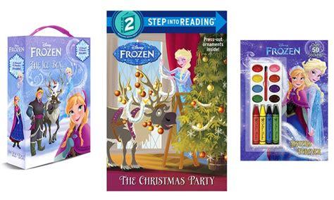 Disney Junior Big Book Of Disney Big Bk 2 frozen books groupon goods