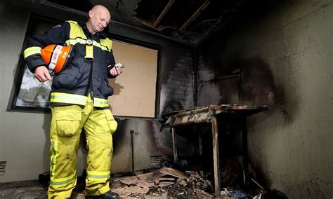Vandeven Fireplace by Bbq Warning After Albury Unit The Border Mail