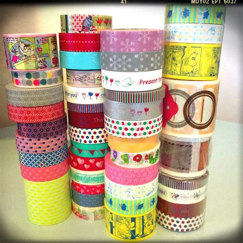 what is washi tape for tea lightful washi tapes catastrophic findings