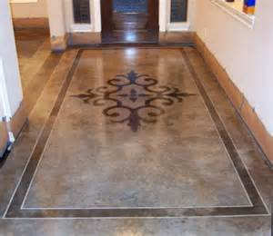 17 ideas about stained concrete on acid