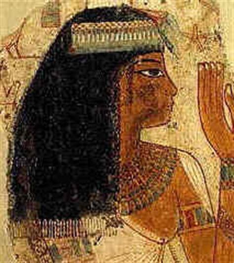 Information On Egyptain Hairstlyes For And | life as an egyptian teenager