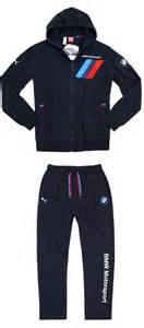 Bmw Sweatsuit By Bmw Motorsport Messieurs Costume Sport