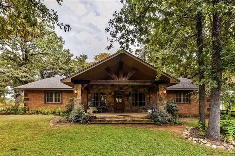Lake Texoma Cabin Rentals Oklahoma by Relaxing 4br Kingston House W Homeaway