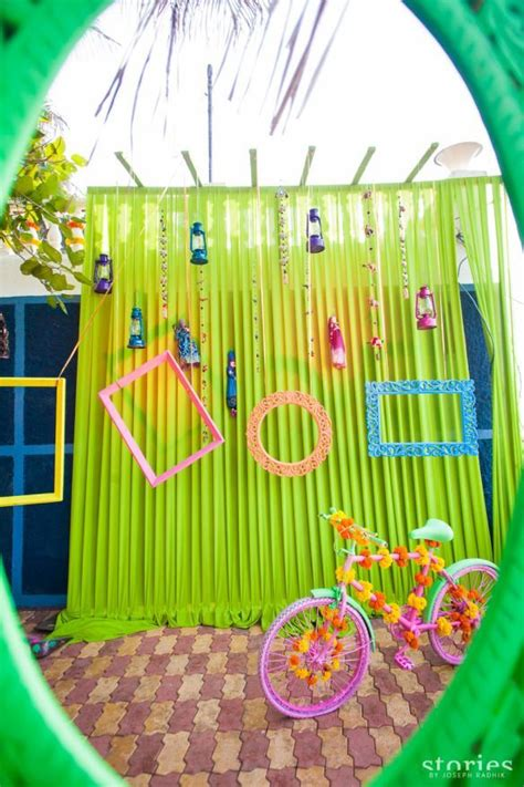 holi party decoration ideas google search diy