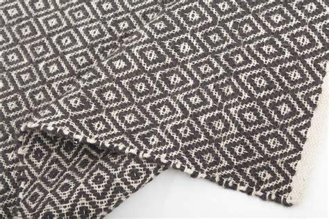 black gray rug jute rug puebla black grey black rugs