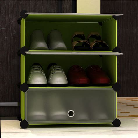 small shoe storage cabinet bathroom balcony small shoe waterproof and dustproof