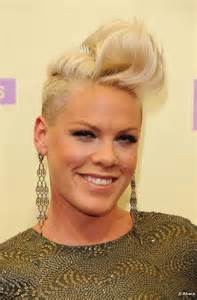 Go back gt gallery for gt p nk hair 2013