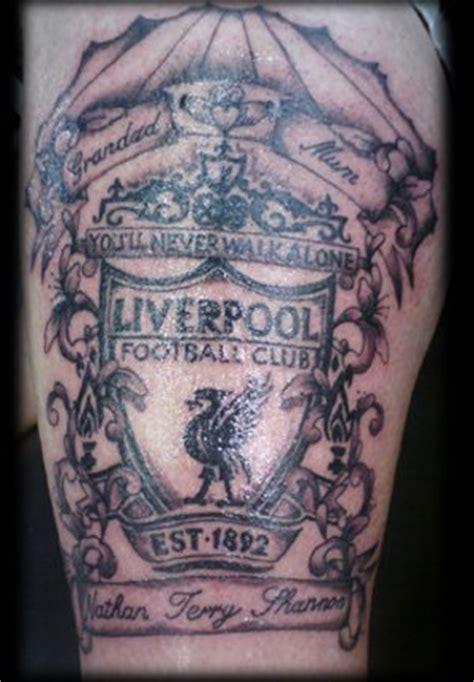liverpool fc tattoos designs top 10 lfc tattoos liverpool fc