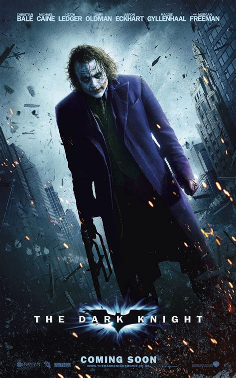 the dark knight new joker poster