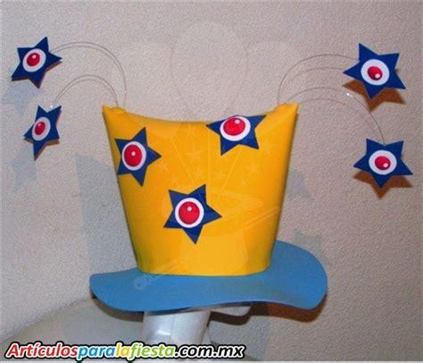 sombrero de frutas de foamy imagenes de sombreros en foami imagui
