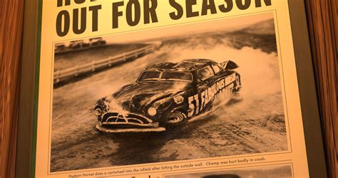 Out For The Season by Cars Doc Hudson Crash Www Imgkid The Image Kid Has It