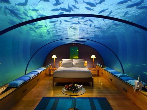underwater bedrooms atlantis underwater hotel dubai