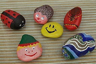 Stenen Kopen Om Te Beschilderen by Knutselen Voor Kinderen Stenen Schilderen