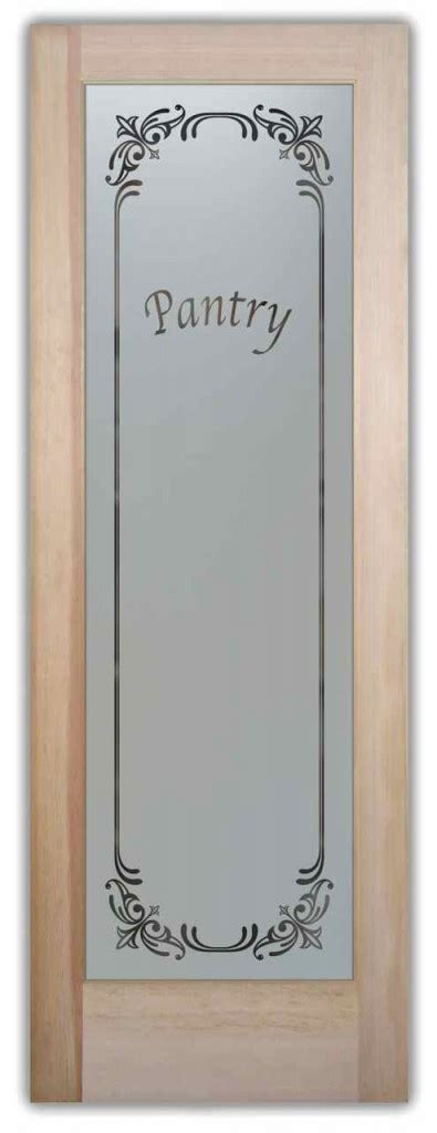 Pantry Doors With Glass Frosted Glass Pantry Doors Sans Soucie Glass
