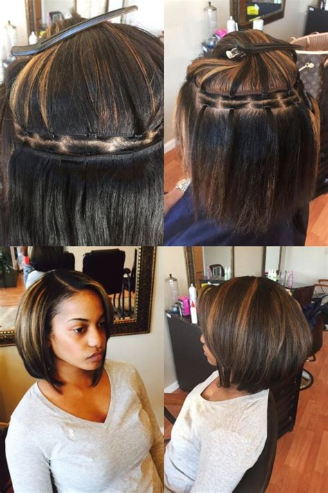 American Sew In Hairstyles by Sew In Hairstyles For Black Hair Hairstyle 2013