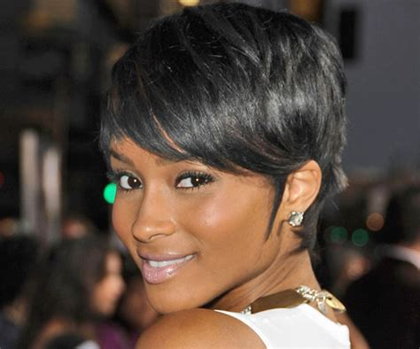 short hairstyles black deep swoops the swoop bang pixie 10 gorgeous ways to wear a straight