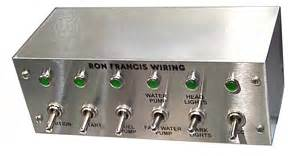 francis wiring now offering new express series switch panels dragzine