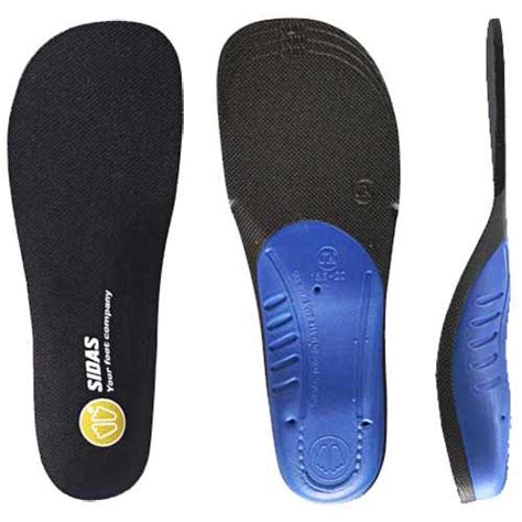 comfort step orthotics sidas comfort junior orthotic insole anything technical