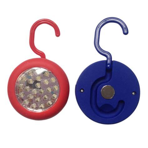 24 Led Round Magnetic Hanging Hook Hang Work Light Hooks To Hang Lights