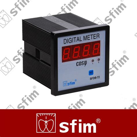 En Power Factor Meter Cos Q china sfd series digital power factor meter phase meter photos pictures made in china