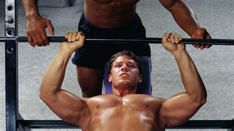 big bench workout the key to a bigger better bench press muscle fitness