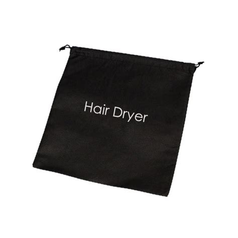 Hair Dryer Bag White guest amenities hotel motel soaps hospitality products and supplies accessories