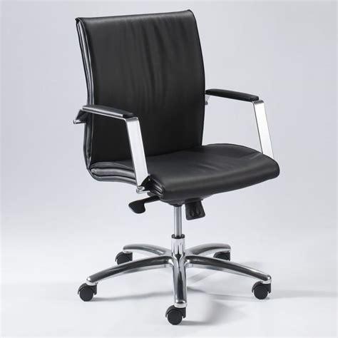 sedia ufficio pelle ml508 poltrona direzionale da ufficio in pelle o