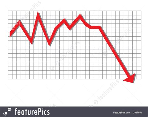 Free Online Graphic Design Software business graphics negative graph stock illustration
