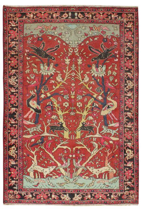 Oud Perzisch Tapijt by Oud Perzisch Tapijt Bijar Figuratief Design
