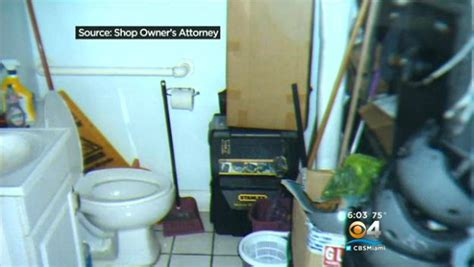 hidden camera in home bathroom report fla business s quot bathroom cam quot seized by cops
