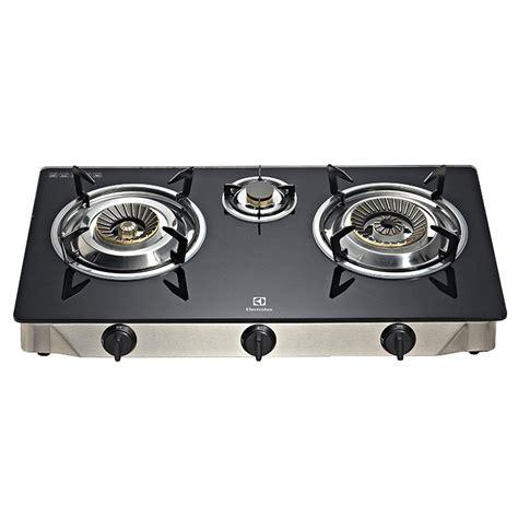 Kompor Gas Electrolux Etg 65e 3 burners tabletop gas cooker etg735gk electrolux philippines